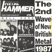 Click here for more info about 'Metal Hammer Magazine - 2nd Wave Of New British Metal'