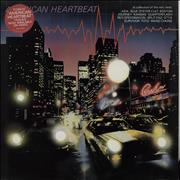 Click here for more info about 'Various-Rock & Metal - American Heartbeat - Gold Stamped'