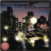 Click here for more info about 'Various-Rock & Metal - American Heartbeat - Stickered Sleeve'
