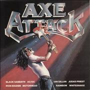 Click here for more info about 'Axe Attack - Damont pressing'
