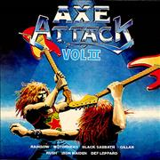 Click here for more info about 'Various-Rock & Metal - Axe Attack Vol II'
