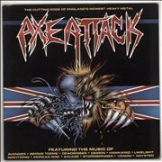 Click here for more info about 'Various-Rock & Metal - Axe Attack'