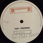 Click here for more info about 'Various-Rock & Metal - Best Of Metal Massacre - Test Pressing'