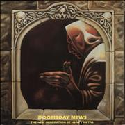 Click here for more info about 'Various-Rock & Metal - Doomsday News'