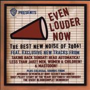 Click here for more info about 'Various-Rock & Metal - Even Louder Now 2006'
