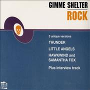 Click here for more info about 'Various-Rock & Metal - Gimme Shelter - Rock'