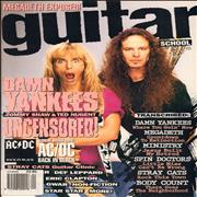 Click here for more info about 'Various-Rock & Metal - Guitar School Magazine'