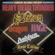 Click here for more info about 'Various-Rock & Metal - Heavy Metal Thunder'