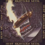 Click here for more info about 'Various-Rock & Metal - Heavy Righteous Metal'
