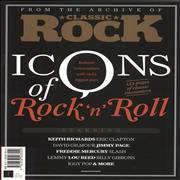 Click here for more info about 'Various-Rock & Metal - Icons Of Rock 'n' Roll - From The Archive Of Classic Rock'