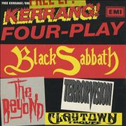 Click here for more info about 'Various-Rock & Metal - Kerrang Four Play EP'