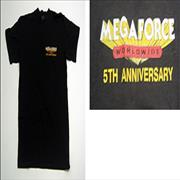 Click here for more info about 'Various-Rock & Metal - Megaforce 5th Anniversary - Black - Large'