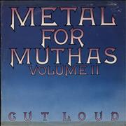 Click here for more info about 'Various-Rock & Metal - Metal For Muthas Volume II - Test Press + Proof Sleeve'