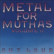 Click here for more info about 'Various-Rock & Metal - Metal For Muthas Volume II - EX'