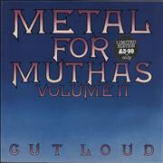 Click here for more info about 'Various-Rock & Metal - Metal For Muthas Volume II'
