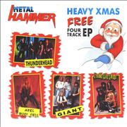 Click here for more info about 'Metal Hammer Magazine - Metal Hammer EP - Heavy Xmas'