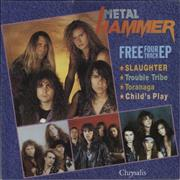 Click here for more info about 'Metal Hammer Magazine - Metal Hammer Four Track EP'
