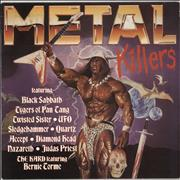 Click here for more info about 'Various-Rock & Metal - Metal Killers - I & II'
