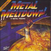 Click here for more info about 'Various-Rock & Metal - Metal Meltdown'