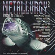 Click here for more info about 'Various-Rock & Metal - Metallurgy Vol.2 - Sealed'
