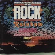 Click here for more info about 'Rainbow - Monsters Of Rock'