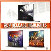 Click here for more info about 'Various-Rock & Metal - New Release Highlights - January'