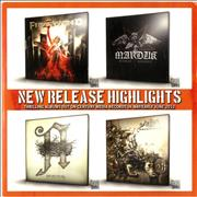 Click here for more info about 'Various-Rock & Metal - New Release Highlights - May/Early June'