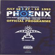 Click here for more info about 'Various-Rock & Metal - Phoenix - 16th-18th July 1993'