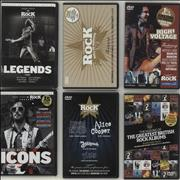 Click here for more info about 'Quantity of Six Classic Rock Presents DVD Compilations'