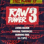 Click here for more info about 'Various-Rock & Metal - Raw Power Vol. 3'