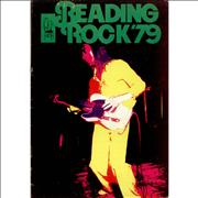 Click here for more info about 'The Reading Festival - Reading Rock '79'
