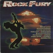 Click here for more info about 'Various-Rock & Metal - Rock Fury'