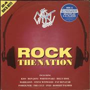 Click here for more info about 'Various-Rock & Metal - Rock The Nation - Stickered Sleeve'