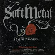 Click here for more info about 'Various-Rock & Metal - Soft Metal - It Ain't Heavy...'