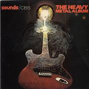 Click here for more info about 'Various-Rock & Metal - The Heavy Metal Album - The Sounds Album Volume 4'