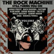 Click here for more info about 'Various-Rock & Metal - The Rock Machine Still Turns You On - Vols 1 & 2'
