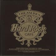 Click here for more info about 'Various-Rock & Metal - Treasures Of The Hard Rock Cafe: The Official Guide to the Hard Rock Cafe Memorabilia Collection'