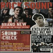 Click here for more info about 'Various-Rock & Metal - Two Issues of Rock Sound - Feb 2007 & June 2008'