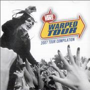 Click here for more info about 'Various-Rock & Metal - Warped Tour '07'
