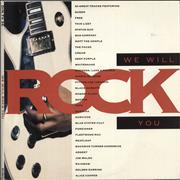 Click here for more info about 'Various-Rock & Metal - We Will Rock You'