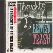 Click here for more info about 'Various-Rock & Metal - 18 Thoughts Of British Trash'