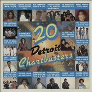 Click here for more info about 'Various-Soul & Funk - 20 Detroit Chartbusters'