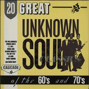 Click here for more info about 'Various-Soul & Funk - 20 Great Unknown Soul Classics Of The 60's & 70's'