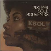 Click here for more info about 'Various-Soul & Funk - 21 Super Soul Souvenirs'