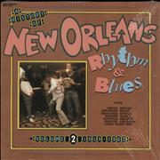 Click here for more info about 'Various-Soul & Funk - A History Of New Orleans Rhythm & Blues Volume 2 (1959-1962)'