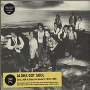 Click here for more info about 'Various-Soul & Funk - Aloha Got Soul - 180 Gram + CD - Sealed'