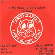 Click here for more info about 'Various-Soul & Funk - Casino Classics: Three Before Eight + P/S'