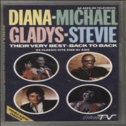 Click here for more info about 'Various-Soul & Funk - Diana-Michael-Gladys-Stevie: Their Very Best-Back To Back'