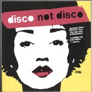 Click here for more info about 'Various-Soul & Funk - Disco Not Disco (Leftfield Disco Classics From The New York Underground) - RSD19'