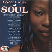 Click here for more info about 'Various-Soul & Funk - Golden Ladies Of Soul'